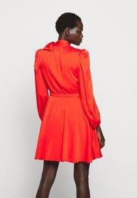 Milly - STRETCH ADELE DRESS - Cocktailklänning - red - 2
