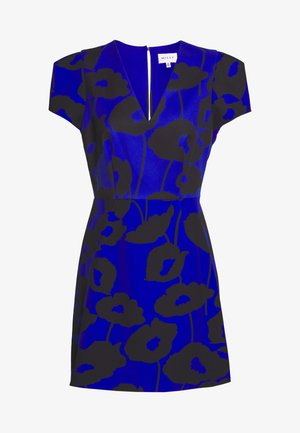 POPPY FLORAL ATALIE DRESS - Day dress - cobalt/multi
