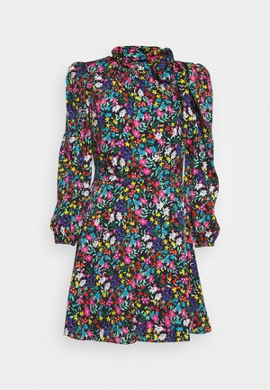 GARDEN STRETCH ADELE DRESS - Korte jurk - multi