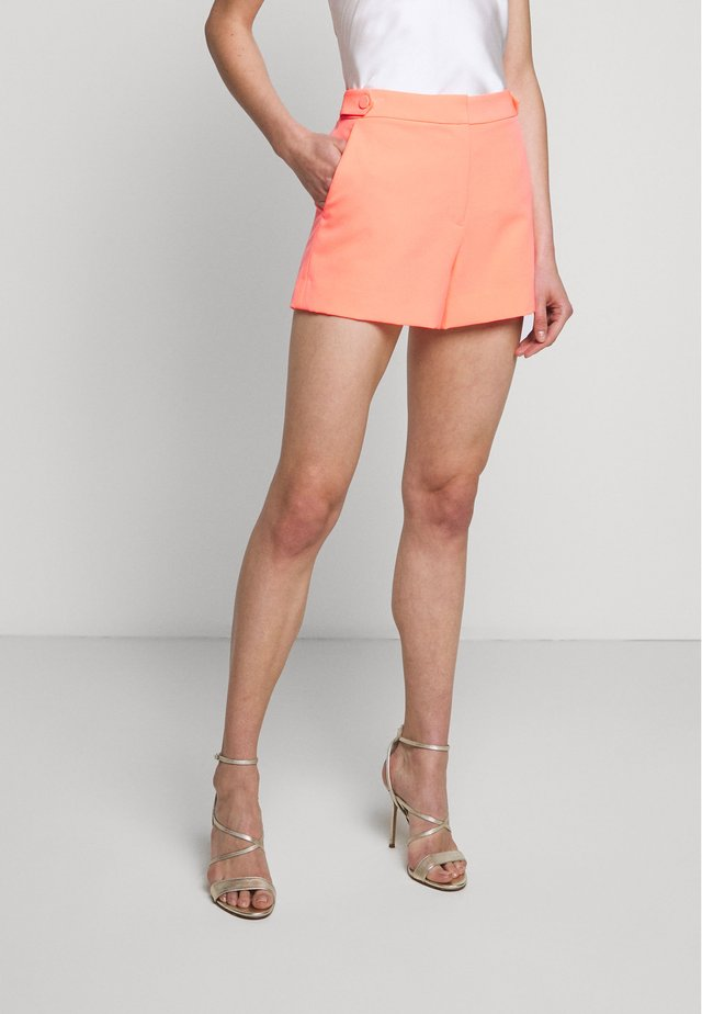 CADY ARIA BUTTON - Shorts - grapefruit