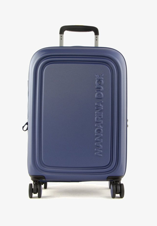 Wheeled suitcase - estate blue