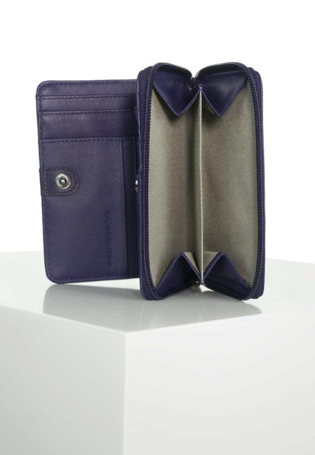MANDARINA DUCK WALLET MELLOW LEATHER - Wallet - purple