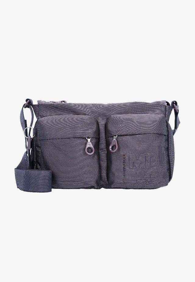 Schoudertas - purple
