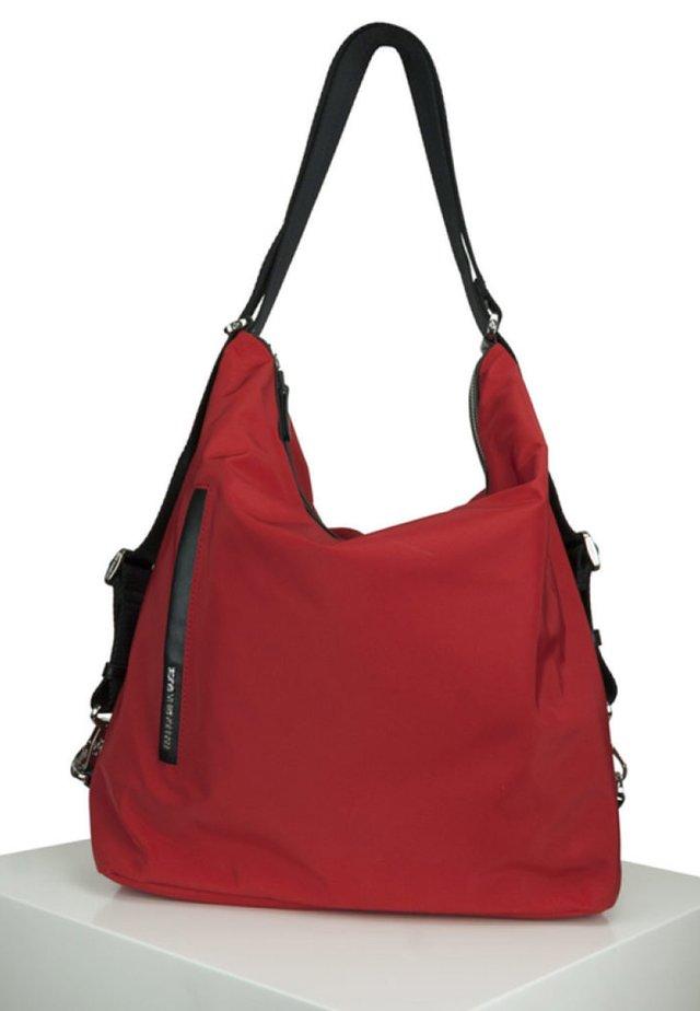 Shopping Bag - mara red