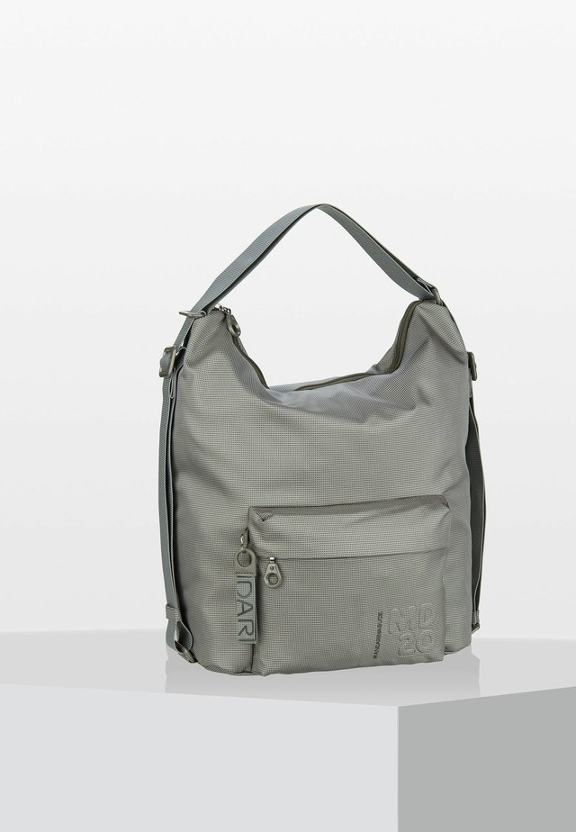 LUX - Handtasche - olive