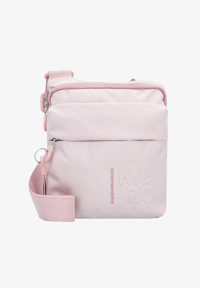 MD20  - Schoudertas - light pink