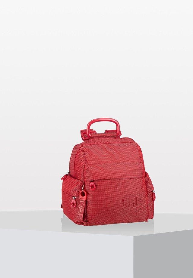 Rucksack - light red