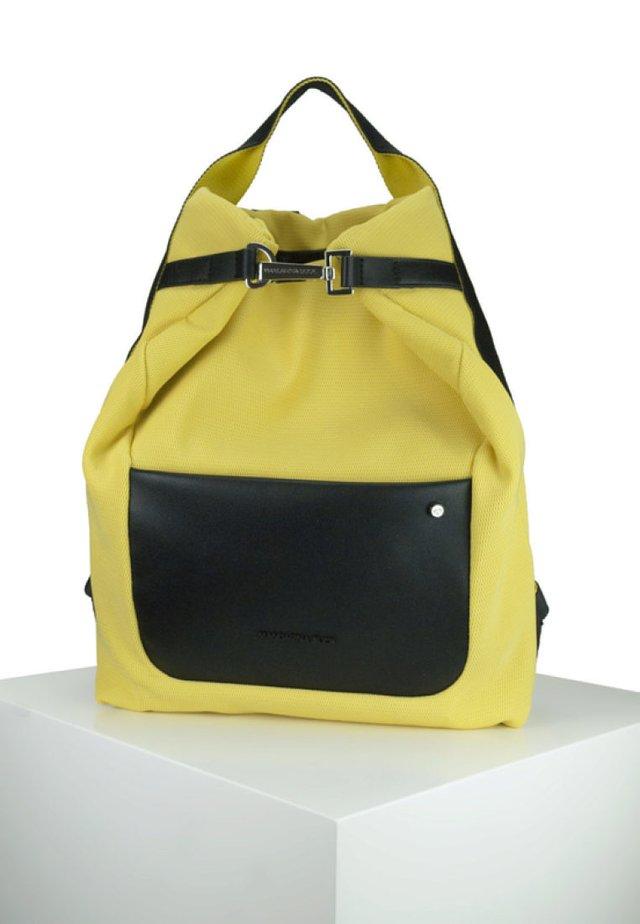 CAMDEN - Tagesrucksack - yellow