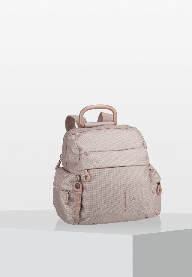 MD20 LUX SMALL BACKPACK QNTT1 - Tagesrucksack - light pink