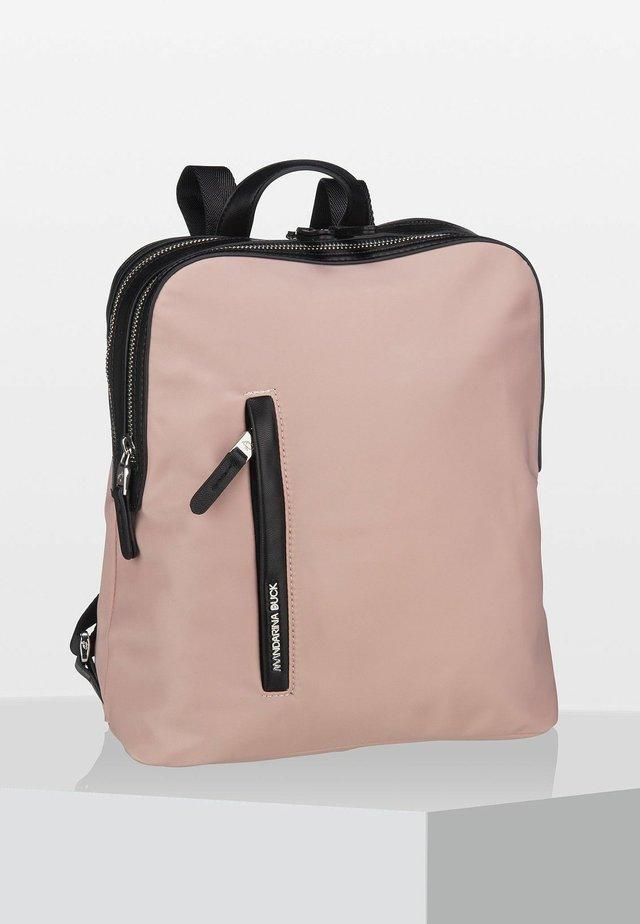 HUNTER - Rucksack - mottled light pink