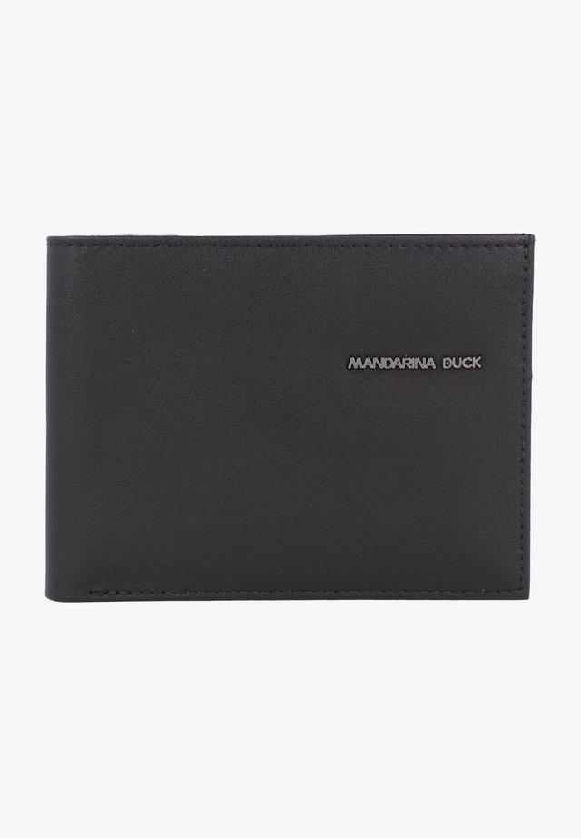 DETROIT GELDBÖRSE RFID LEDER - Wallet - black