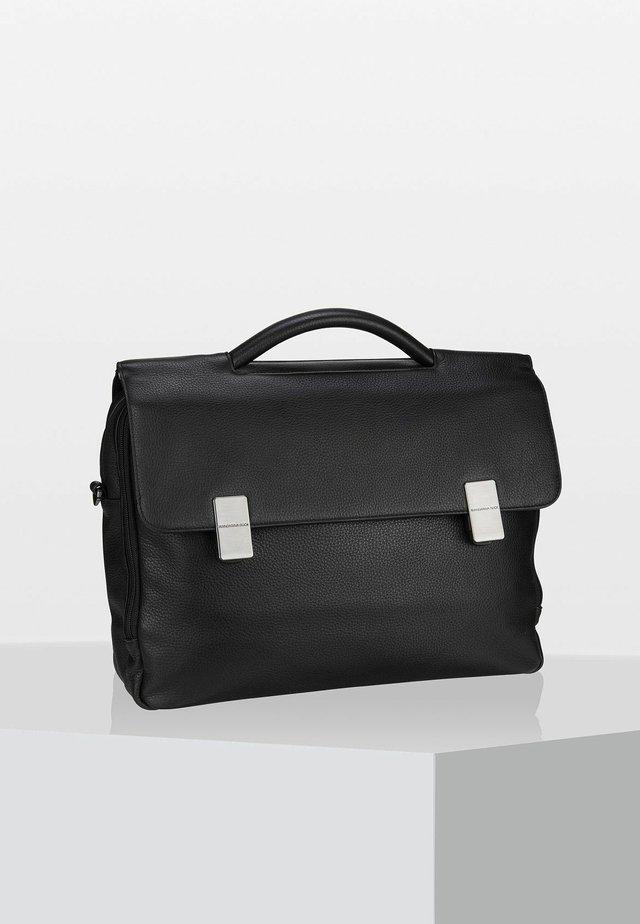 DETROIT FOLD - Briefcase - black