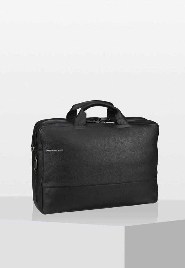 DETROIT - Briefcase - black