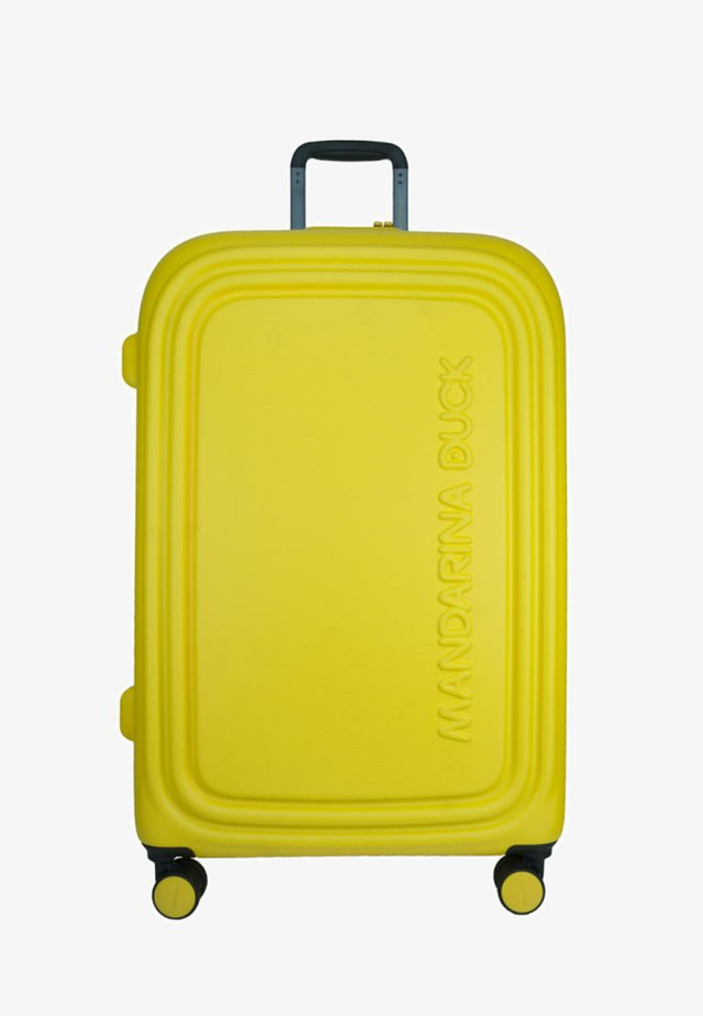 Trolley - duck yellow