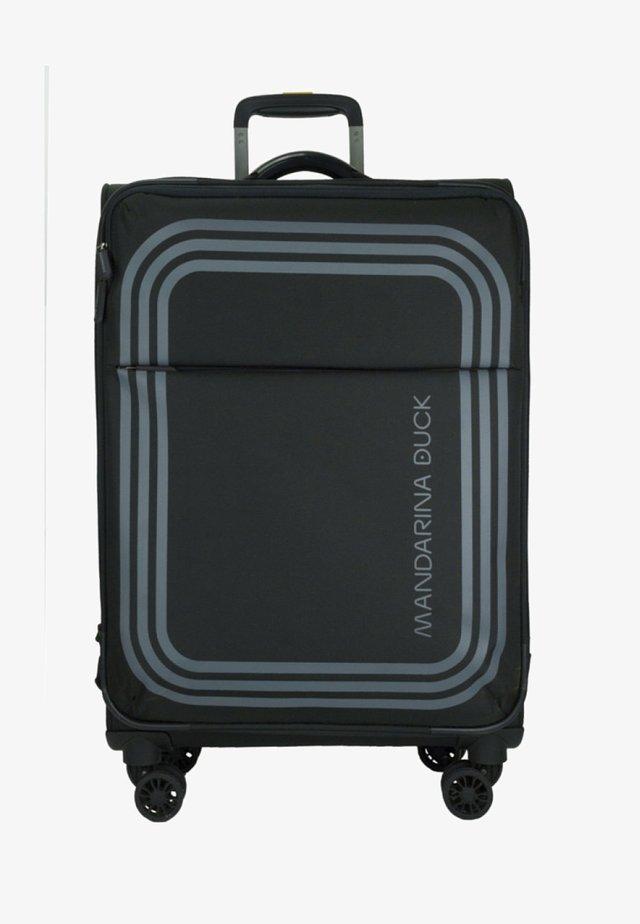 BILBAO - Wheeled suitcase - black