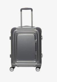 Mandarina Duck - Wheeled suitcase - steel - 0