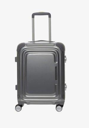 Wheeled suitcase - steel