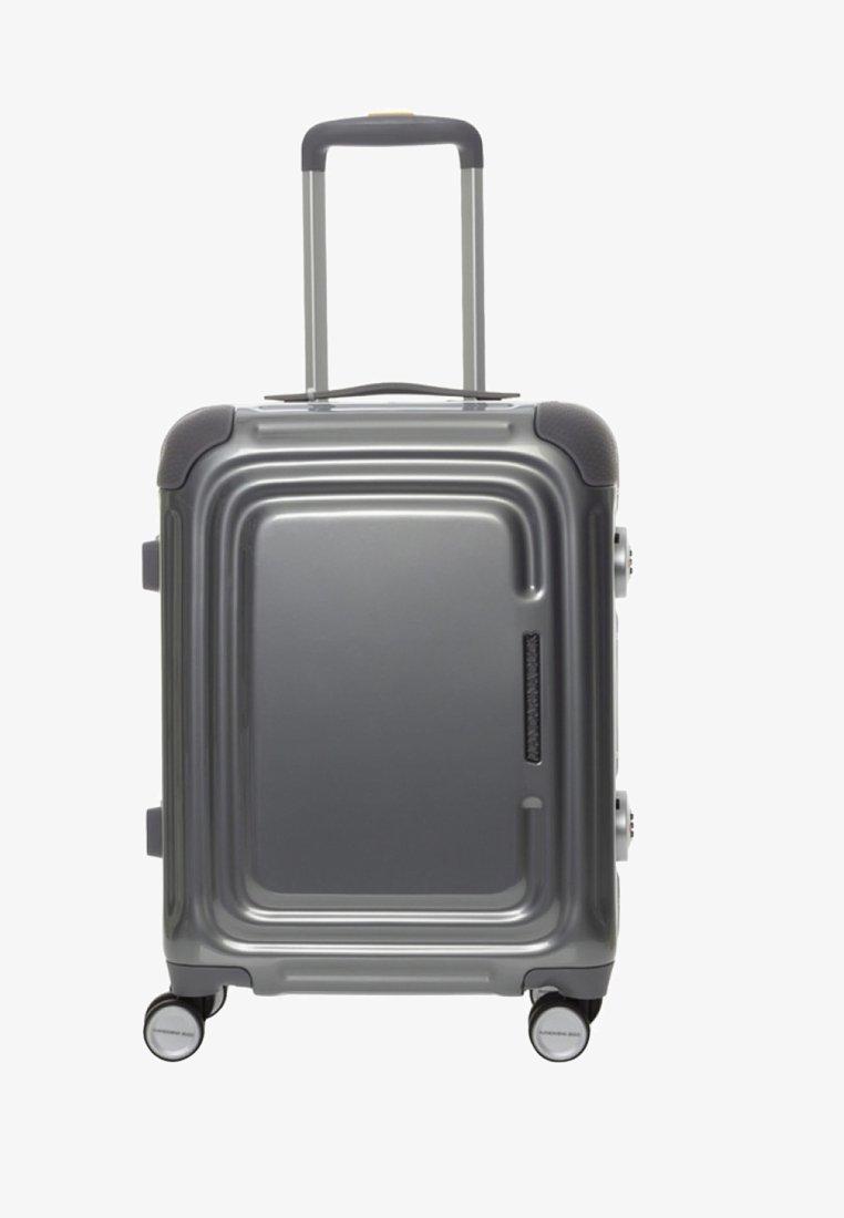 Mandarina Duck - Wheeled suitcase - steel