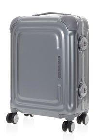 Mandarina Duck - Wheeled suitcase - steel - 1