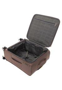 Mandarina Duck - Wheeled suitcase - light brown - 3