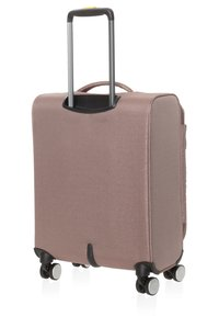 Mandarina Duck - Wheeled suitcase - light brown - 1
