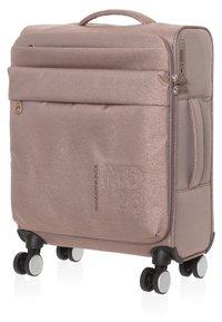 Mandarina Duck - Wheeled suitcase - light brown - 2