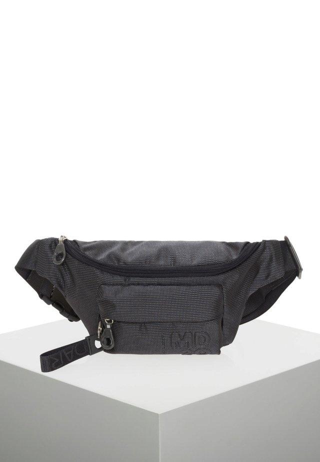 Bum bag - grey denim
