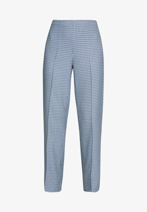 DOGTOOTH - Trousers - blue