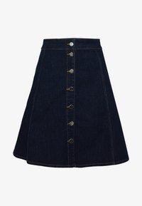 Mads Nørgaard - COMFI STELISSA BOX - A-line skirt - bluse rinse - 3