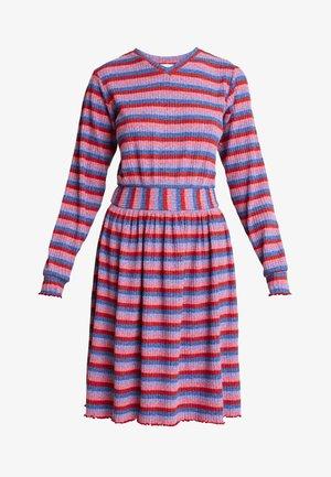 SUPER STRIPE DRIELLA - Jumper dress - multi/red