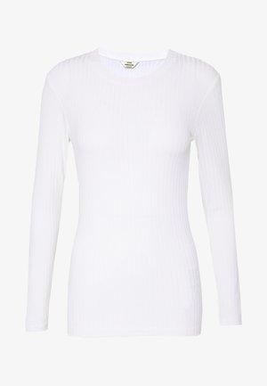 TUBA - T-shirt à manches longues - ecru