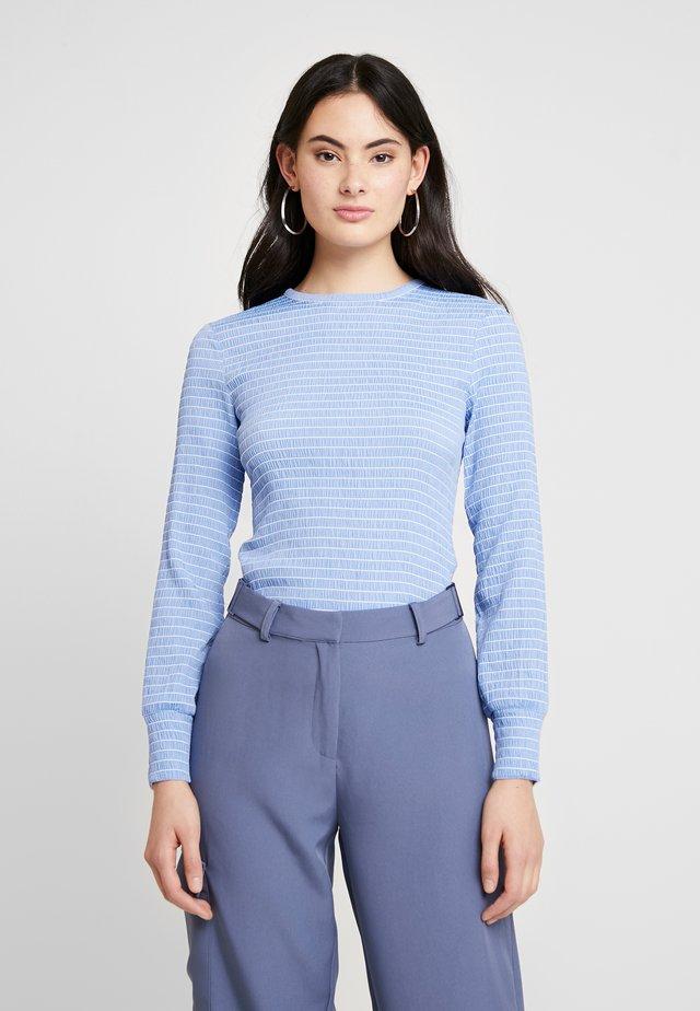 FLEXI POP BAROCCA - Blouse - blue/white
