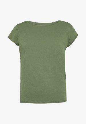 ORGANIC FAVORITE TEASY - Camiseta estampada - army