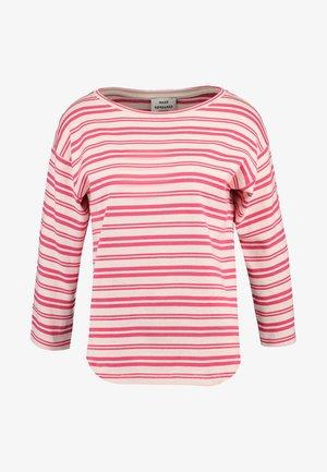 THILKE - Pullover - ecru/dark pink