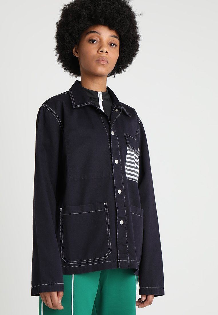 Mads Nørgaard - JAY X - Denim jacket - navy