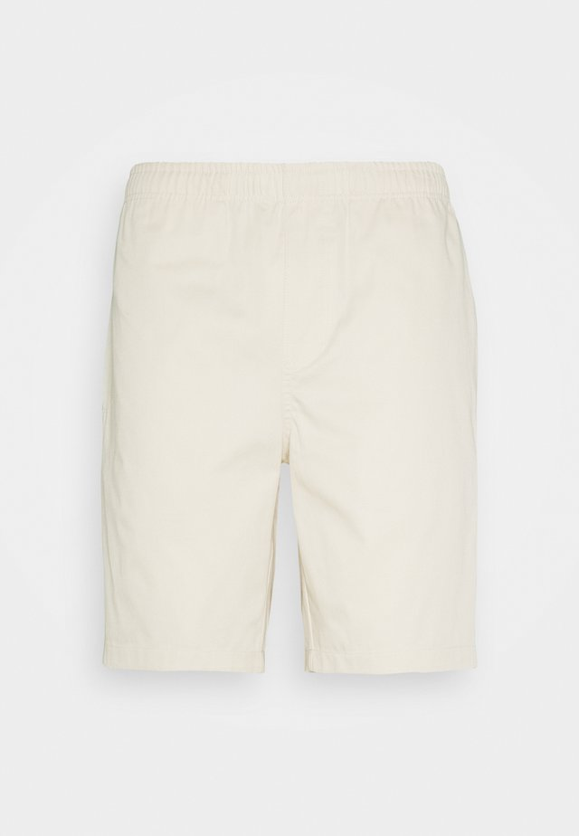 LIGHT PANTS - Shortsit - sand