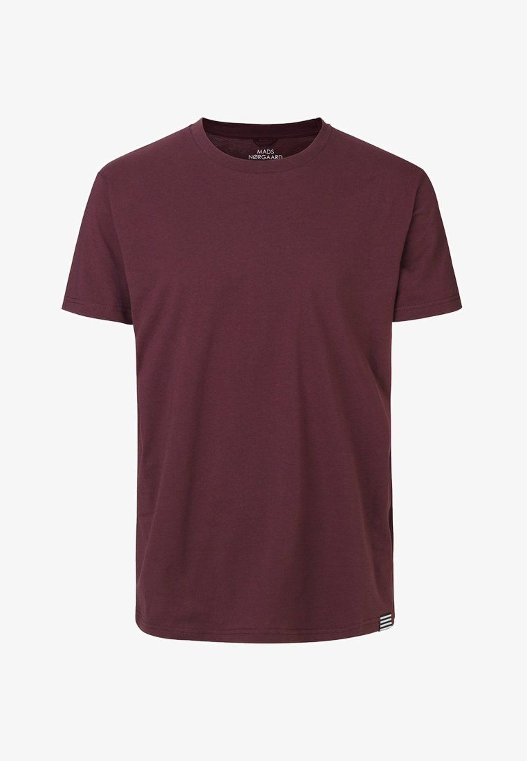 Mads Nørgaard - THOR - T-shirts basic - mottled red