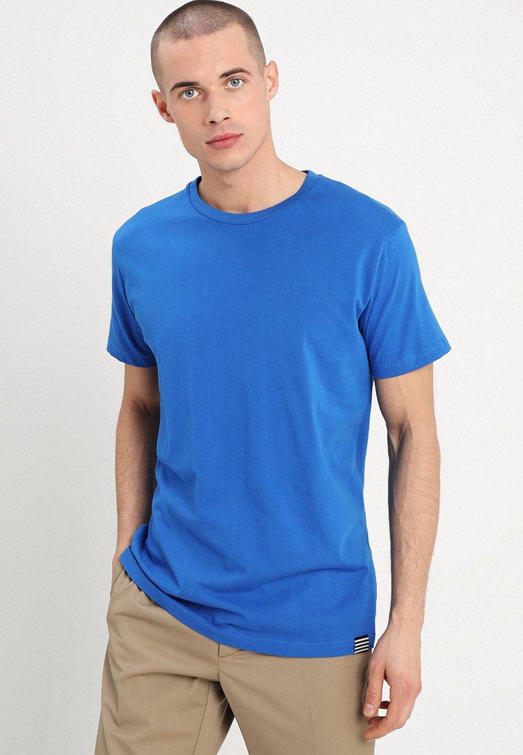 Mads Nørgaard - THOR - T-Shirt basic - lapis blue