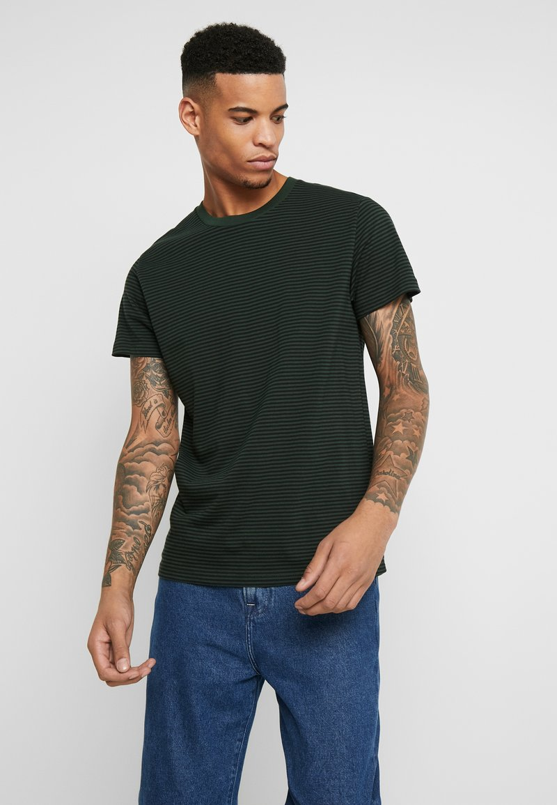 Mads Nørgaard - MINI THOR - T-Shirt print - mountainview/black