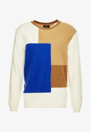 CHARLOW KORDER - Stickad tröja - off-white