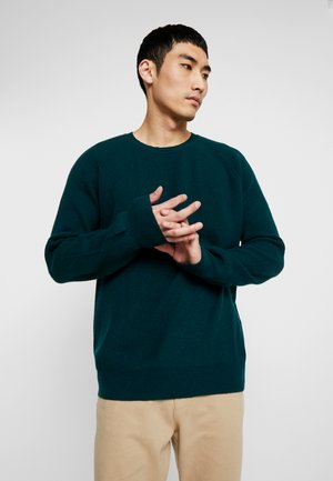 FRISTON KERTZ - Jumper - dark green