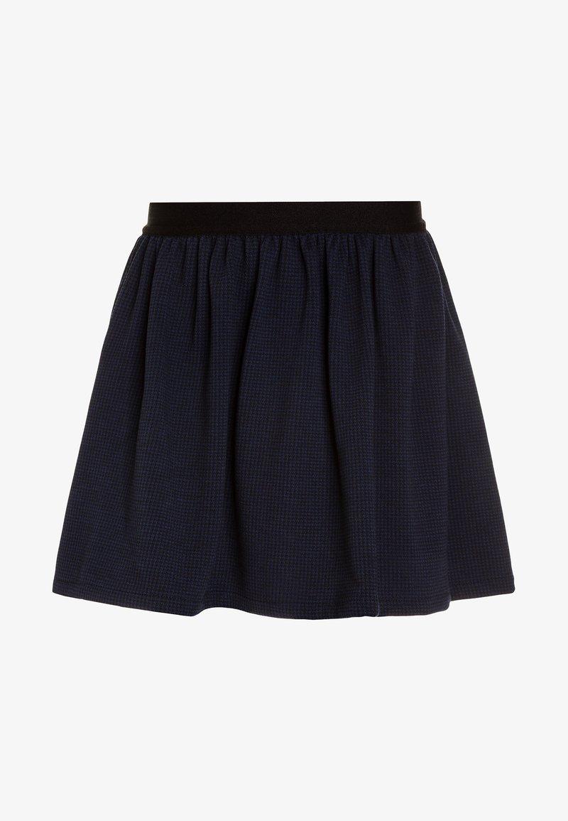 Mads Nørgaard - COOL SKYLINA - A-snit nederdel/ A-formede nederdele - black/navy