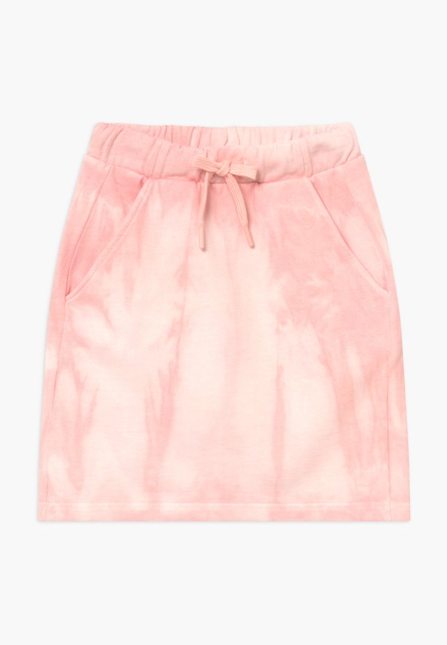 SWEENY - Mini skirts  - soft rose