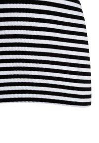 Mads Nørgaard - TUVINA - T-shirts print - black/white - 2