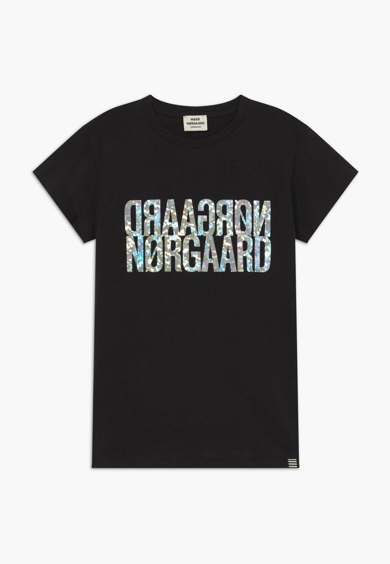 Mads Nørgaard - TUVINA PRINT - T-shirts print - licorice