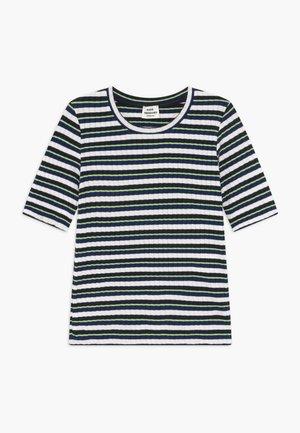 DREAM STRIPE TUVIANA - T-shirts print - navy