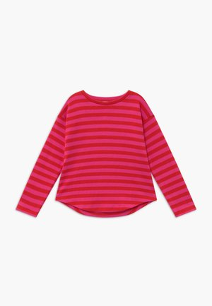 BRETAGNE ORGANIC THILKELINA - Maglione - pink /red