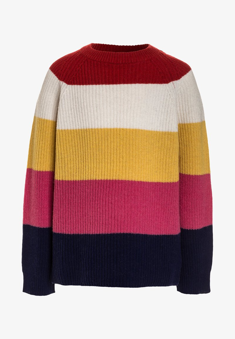 Mads Nørgaard - CASH STRIPE BOUTIQUE KINDINY - Strikpullover /Striktrøjer - multicolor