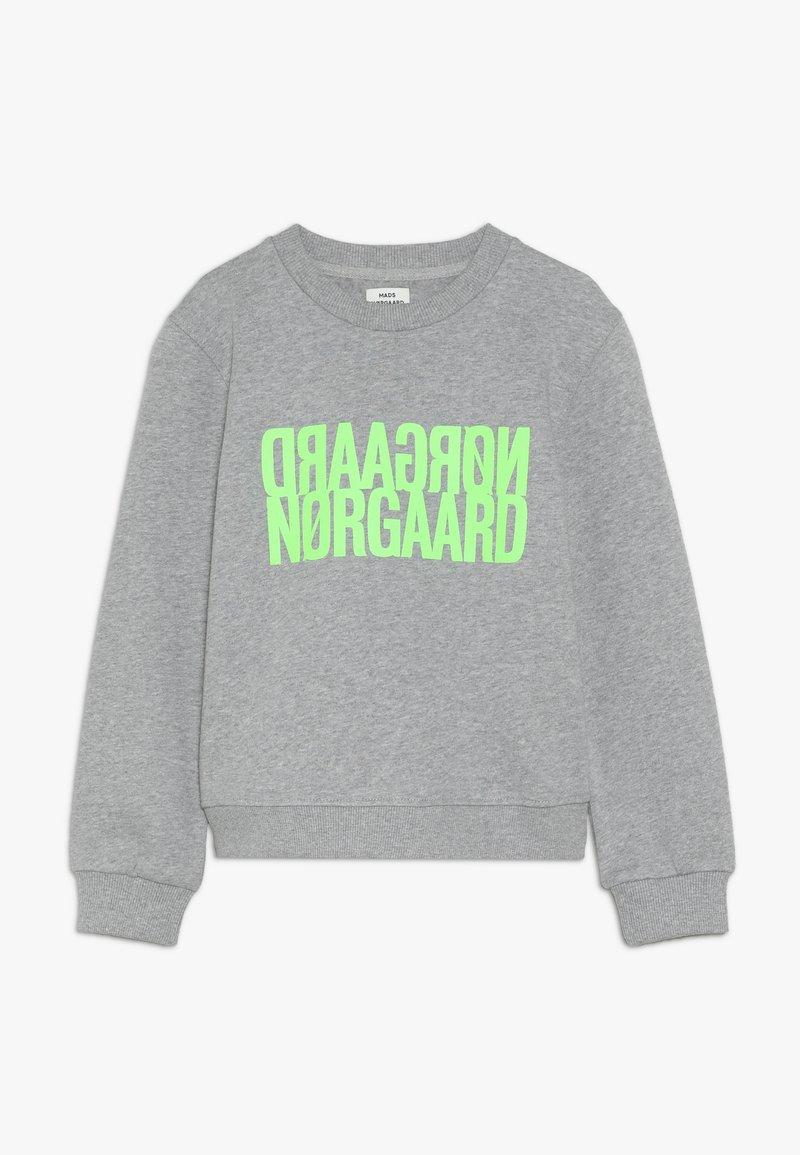 Mads Nørgaard - TALINKA - Sweatshirt - grey melange
