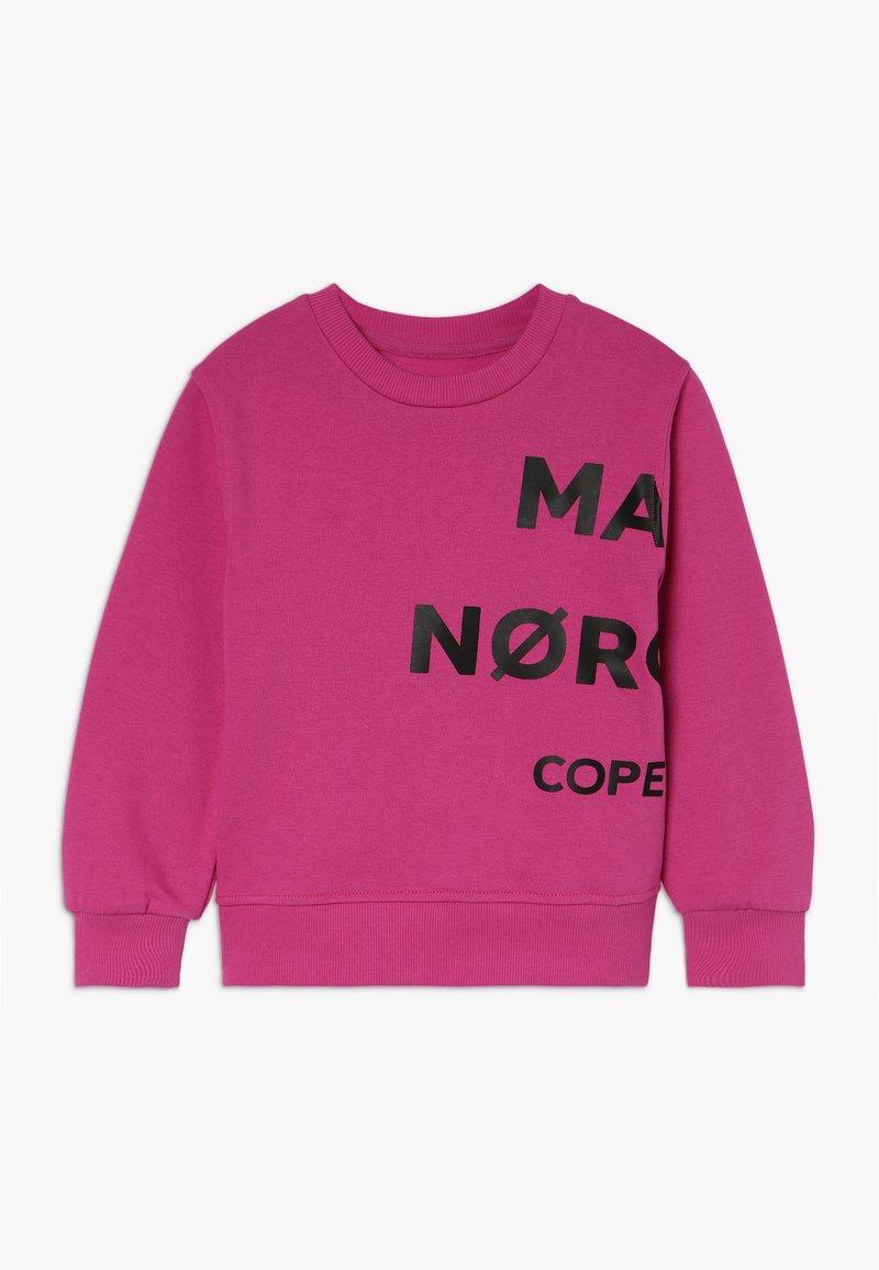 Mads Nørgaard - TALINKA - Sweatshirt - hotpink